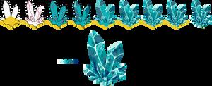 Pixel Crystal - Step by Step