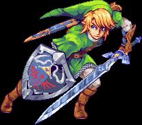 Link - Pixel Art