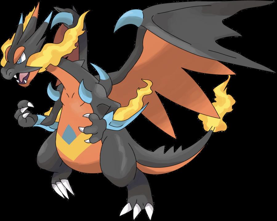 Mega Charizard X And Y by BaiHu27 on DeviantArt |Pokemon X And Y Mega Evolutions Charizard