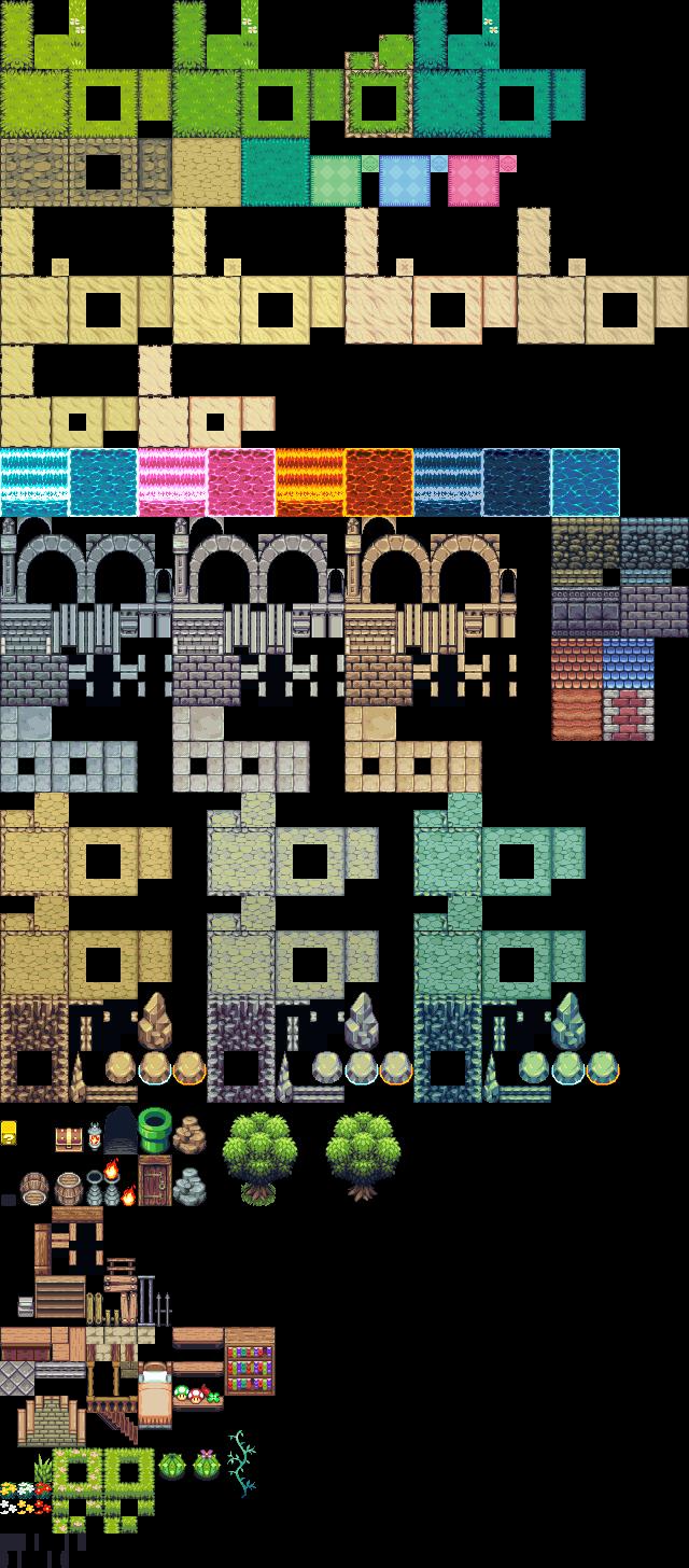 Proyecto: Tiles Estelares. Free_16x16_tileset_by_neoz7-d8gs48c