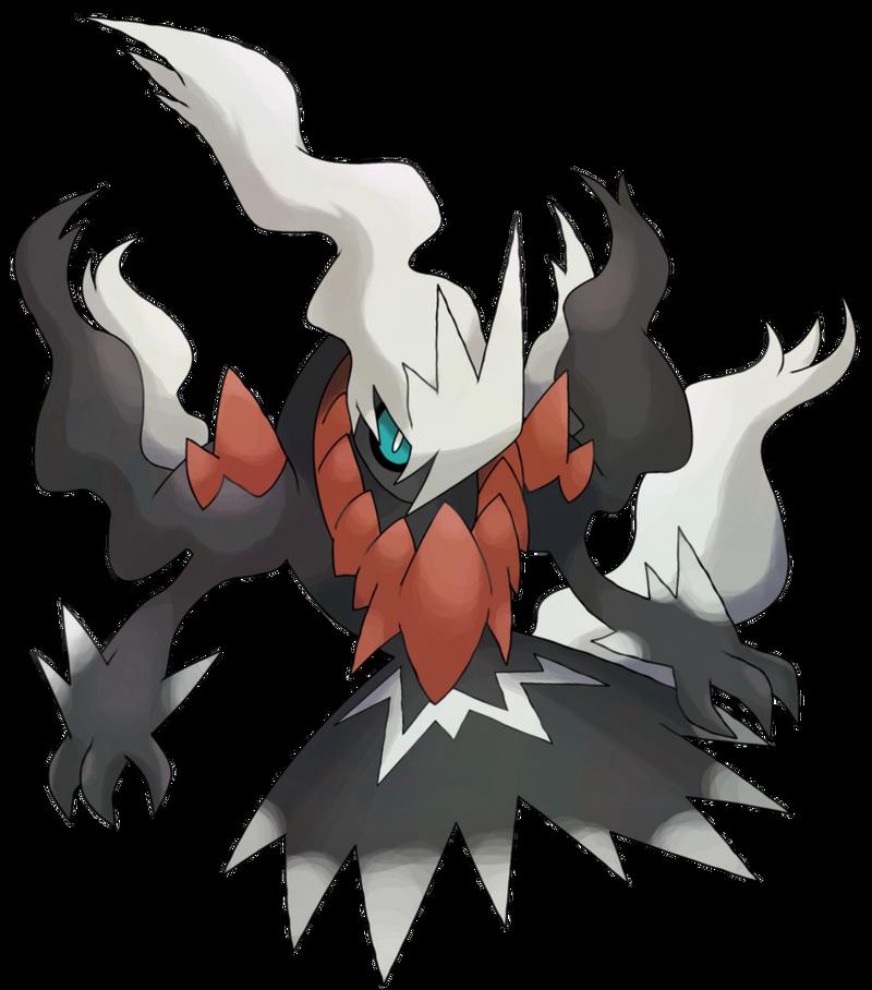 Pokemon Mega Darkrai Card Images | Pokemon Images