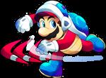 Boomerang Mario - Super Mario Suits Collab