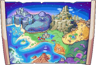 A:TSC World Map by NeoZ7