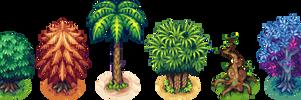 Trees of Andaria