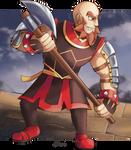 O'Chunks, great Warrior