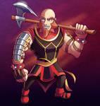 Courageous Warrior