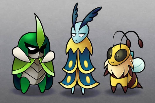 Bug Fables - Paper Mario Style