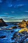 Rugged Newfoundland Shores HDR