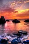 Sunset HDR Newfoundland