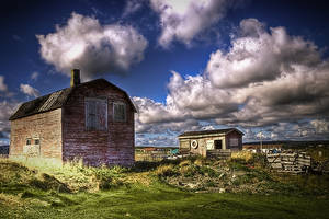HDR Barn by Witch-Dr-Tim