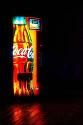 Coke or Pepsi Early Morning