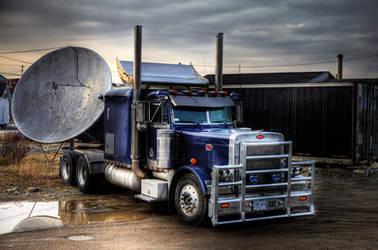 Bonavista Newfoundland Truck by Witch-Dr-Tim