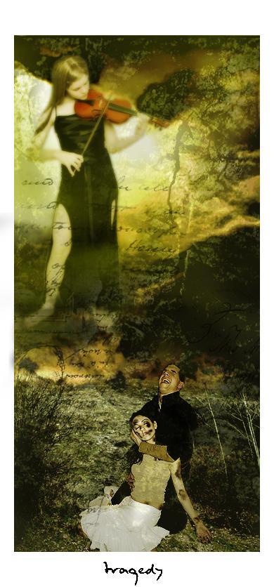 Spirit of Tragedy by Dquer