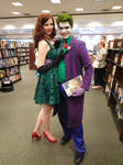 The Joker and Poison Ivy