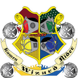 Kamen Rider Wizards Coat of Arms by Isamu00