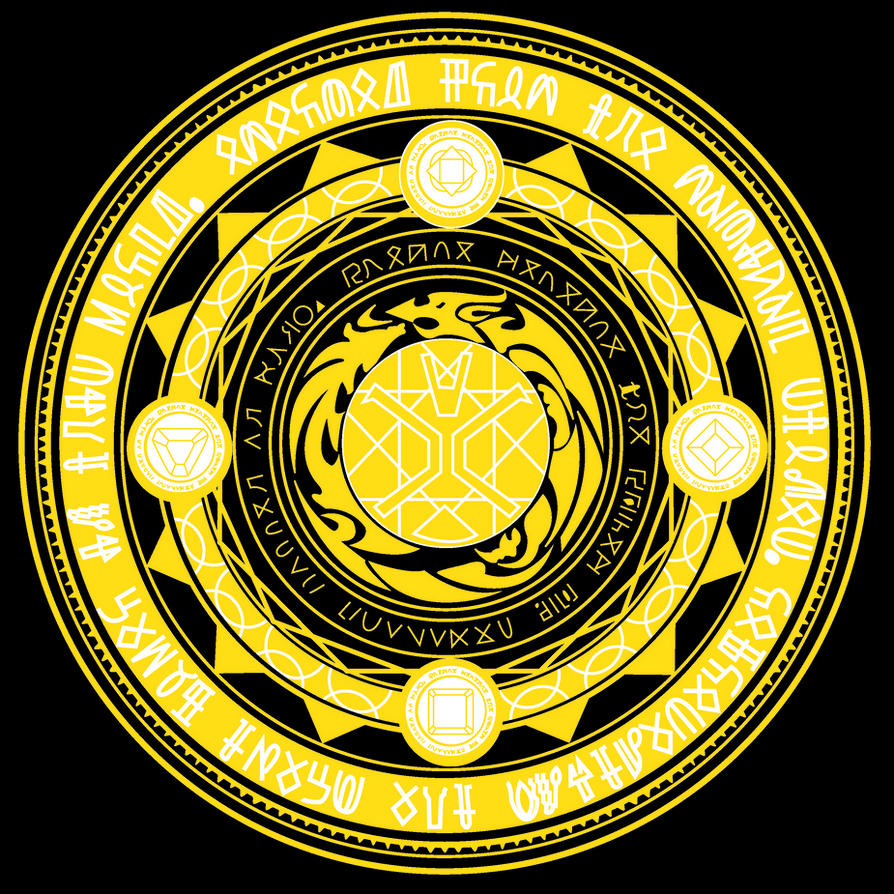 Caboom! Amaterasu Bombs Kamen_rider_wizard_land_style_circle_by_isamu00-d5nytc3