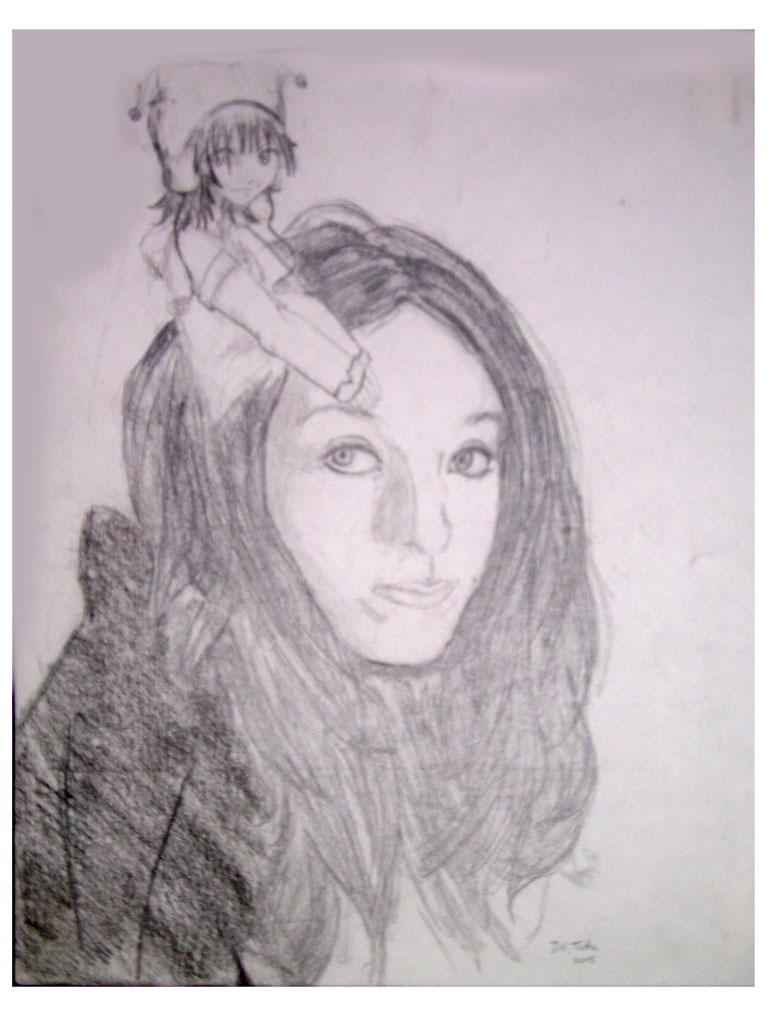 A Version of Myself by kittyk155ez