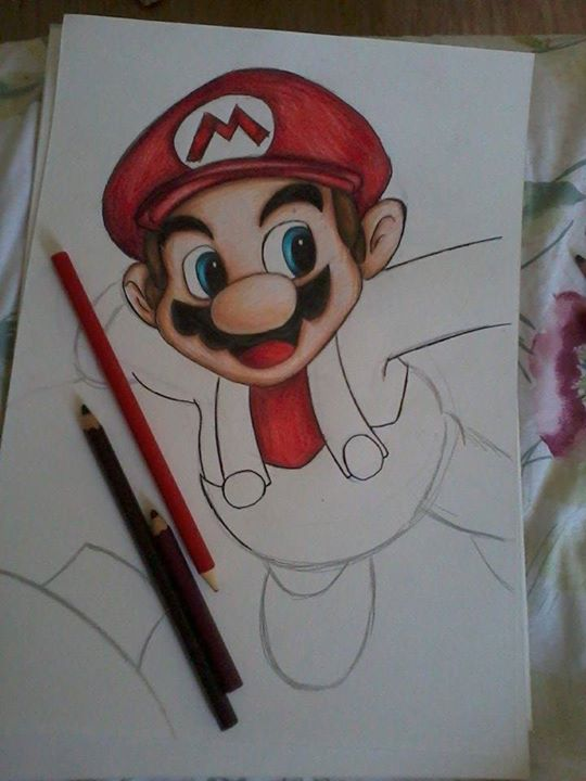 .:. Super Mario .:. by ShadyTH