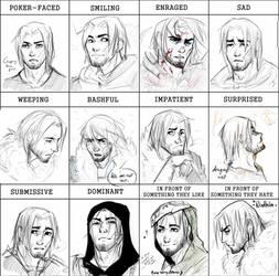 Expression Meme: Skyrim