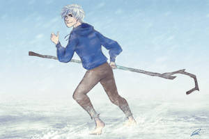 Jack Frost by audelade