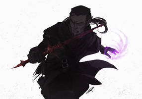 Death_Knell by audelade
