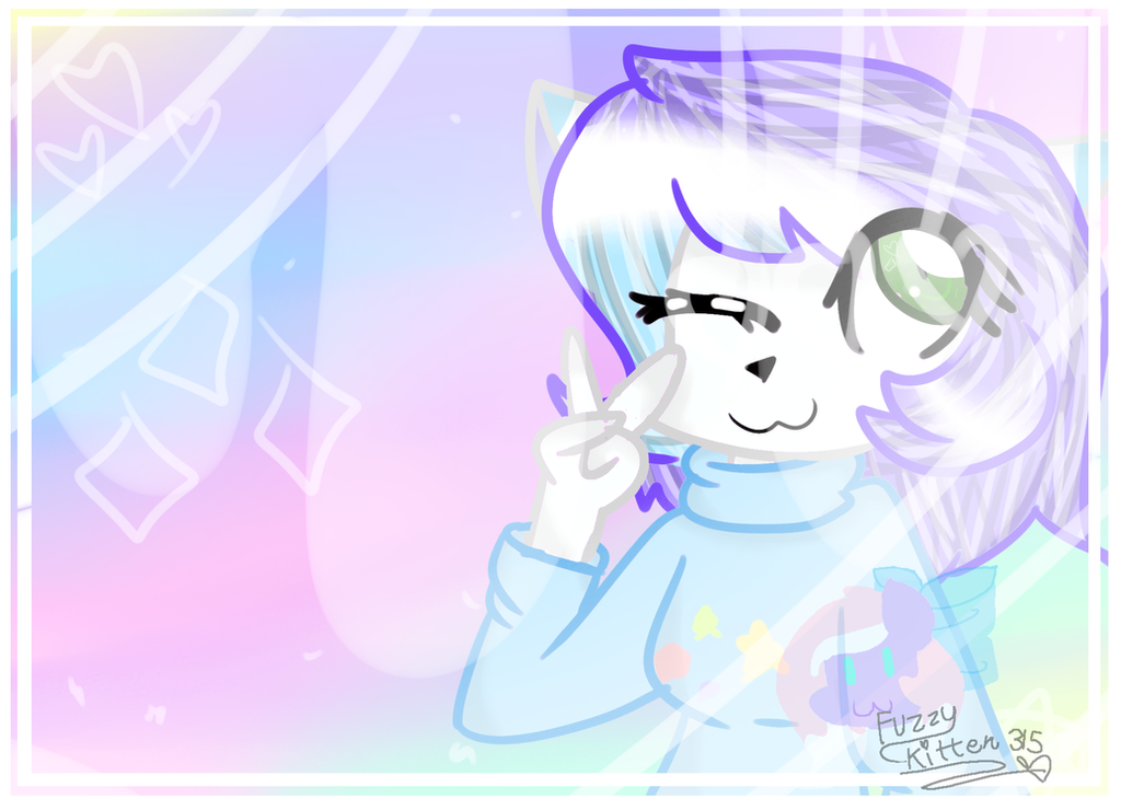 | Contest Entry | Peace! | by FuzzyKitten315