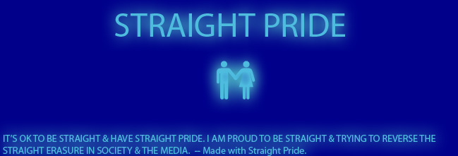 Straight Pride by AdahihiInada