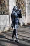 Street Preformer in Paris