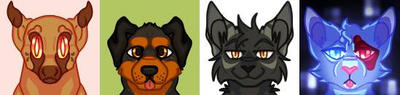 Icon batch by CloudSplicer