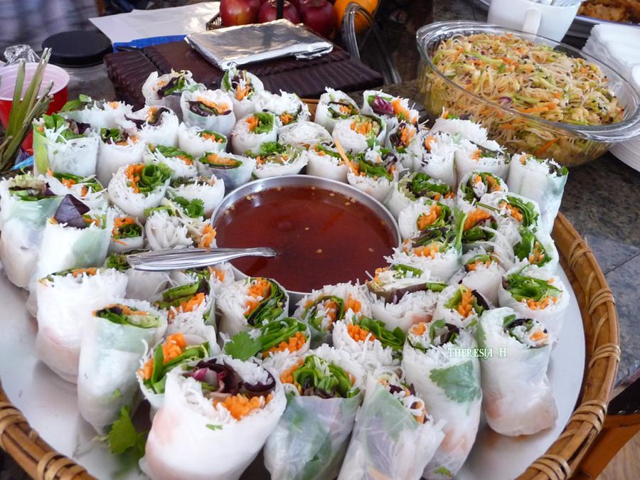 Vietnamese roll by cerulean88