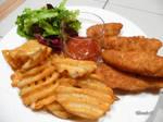 Fish n Chips.