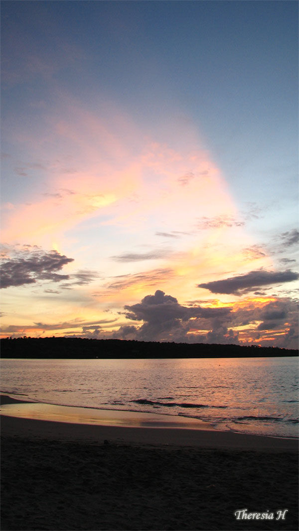 Bali Sunset II