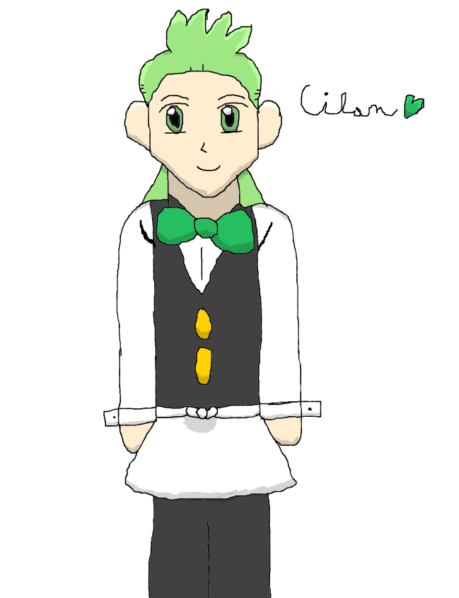 Cilan, The Everything Connoisseur by oXFrostXo