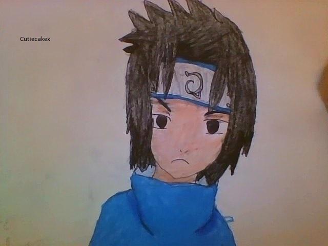 Sasuke Uchiha by CutieCakex