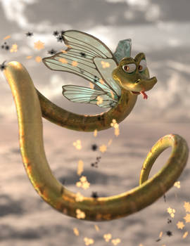 Butterfly Naga