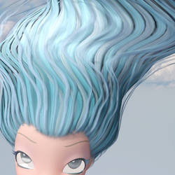 56 gradient textures for toon hair