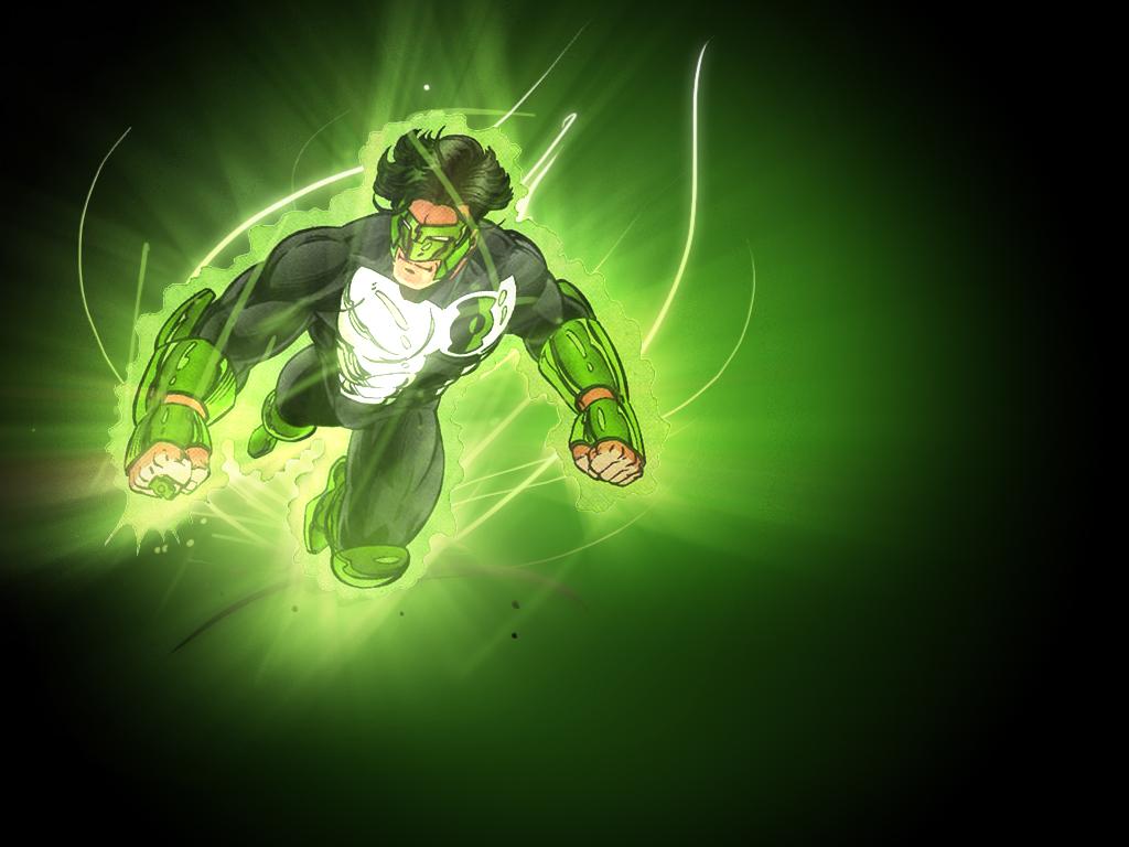 Green Lantern wallpaper. by TheRezidentEvil ...