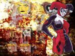 Harley 'Glimpses' wallpaper.
