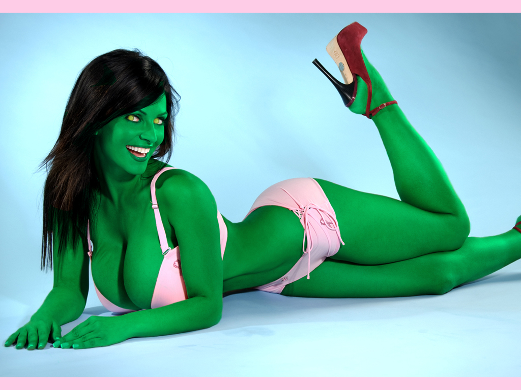 She hulk breast cancer
