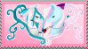 [Stamp,Gift] Akira x Cloudy owo by SweetStar990