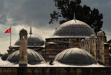 sokullu mosque by gli