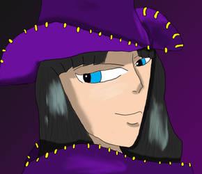 Demon Child Nico Robin by irishgal487