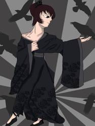 Geisha Rue by irishgal487