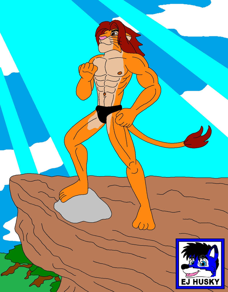 lion king sex anthro