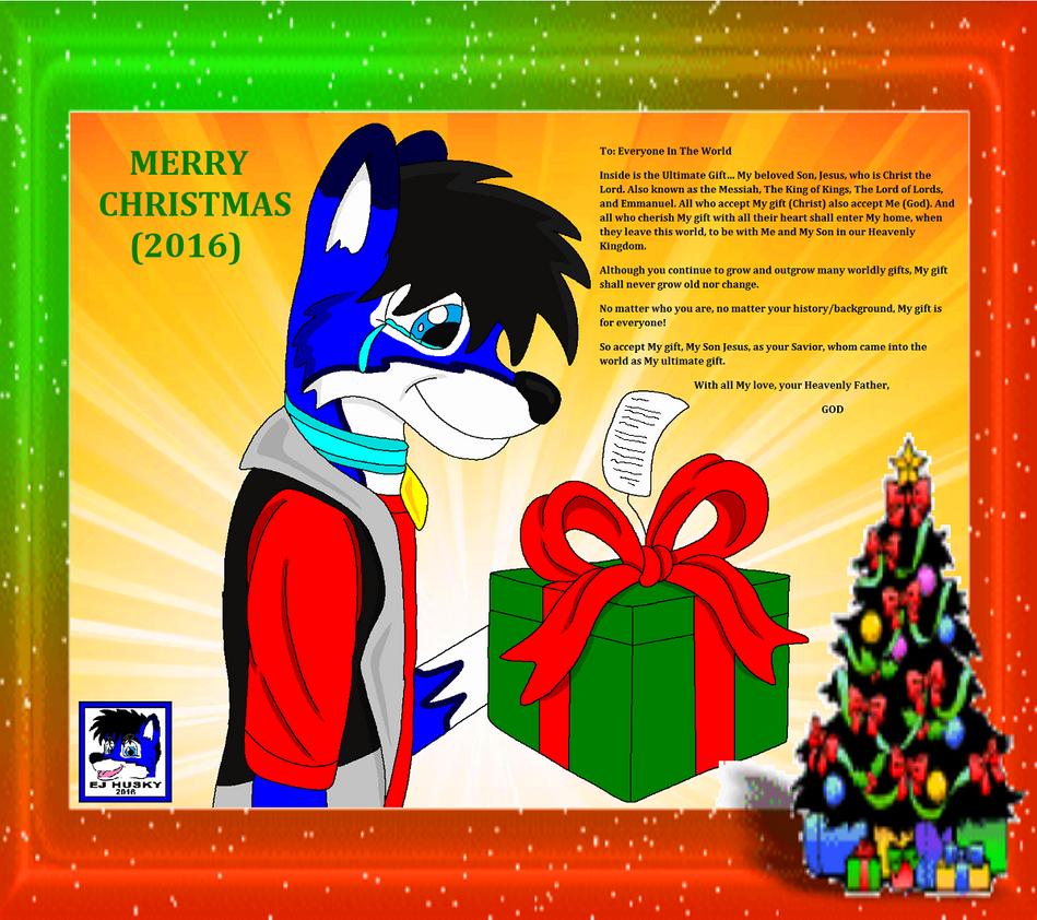 Ultimate Christmas Gift by EJHusky on DeviantArt