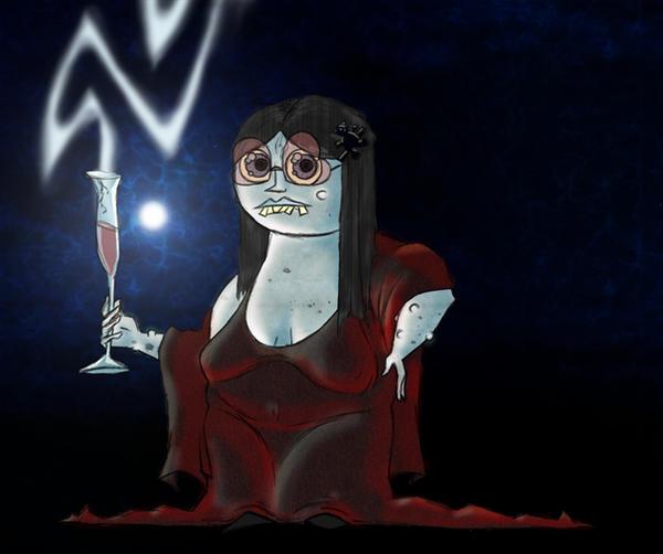 Glenda by Nic-animator