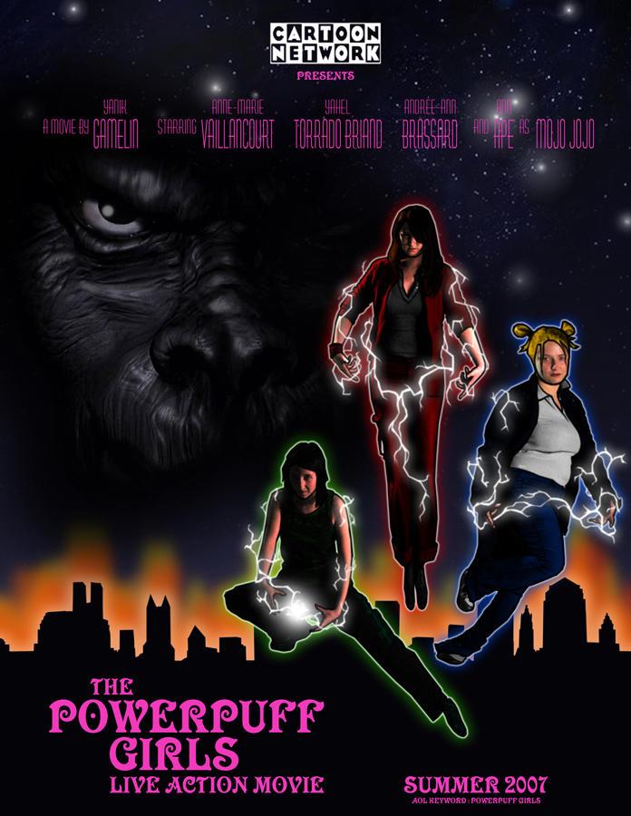 Powerpuff Girls 2017 Movie