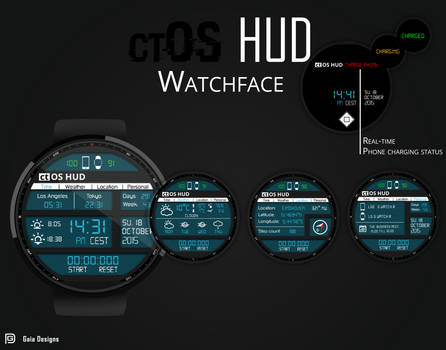 ctOS watchface