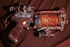 SteamPunk Gun 4
