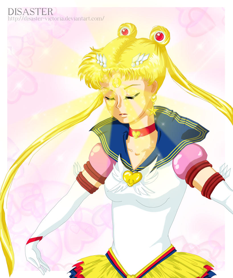Sailor Moon: Attack Meditation by disaster-victoria